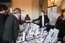 Le stand des Editions Panthéon-Assas au Salon du livre juridique