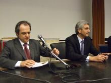 2009 grands entretien d'Assas avec le Ministre Morin
