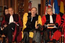 Hommage à Umberto Eco, Docteur honoris causa de l