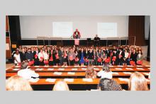 Les 89 lauréats de la promotion 2013-2014