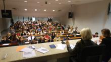 """Inauguration de la sériedes """"Law & Humanities Workshops"""""""