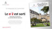 Magazine Panthéon-Assas numéro 2