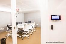 Les espaces de travail en commun, partie intégrante du learning center d