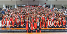 Les diplômés de licences 2018