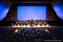 Concert dans le grand amphithéâtre du centre Assas
