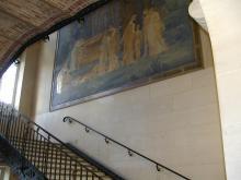 Pantheon escalier M