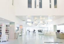 salle de lecture de la bibliothèque d