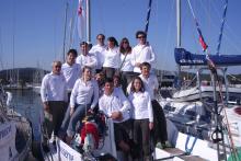 L'équipe du Défi Assas en 2008