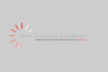 Chaire Audiovisuel & Numérique de l