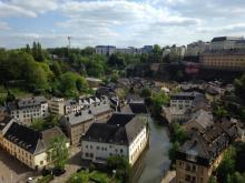 Grand duché du Luxembourg mai 2016