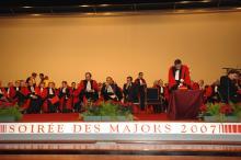 2007 soirée des majors