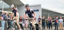Tour de France d'étudiants de l'université Paris 2