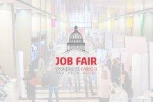 Visuel de la Job Fair