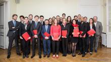 Lauréats prix de thèses