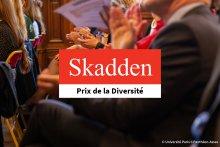 Prix de la Diversité organisé par Skadden