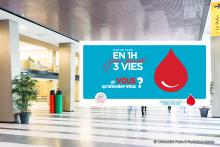 Don du sang au centre Assas