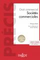 Couverture de l'ouvrage Droit commercial : sociétés commerciales 2021-2022